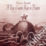 Vittorio Vandelli - A Day Of Warm Rain In Heaven cd musicale di Vittorio Vandelli
