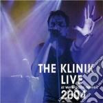 LIVE AT WAVE-GOTIK-TREFFEN 2004           cd musicale di KLINIK