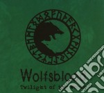 Wolfsblood - Twilight Of The World cd musicale di WOLFSBLOOD