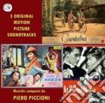 Piero Piccioni - Guendalina / Nata Di Marzo / La Parmigiana cd musicale di Piero Piccioni