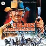 Valdez il mezzosangue cd musicale di Miscellanee