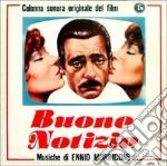 Ennio Morricone - Buone Notizie cd musicale di Ennio Morricone