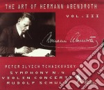 ABENDROTH HERMANN VOL. 3 cd musicale