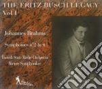 Busch Fritz Vol.1  - Busch Fritz Dir  /danish State Radio Orchestra cd musicale