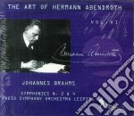 ABENDROTH HERMANN VOL.11 cd musicale