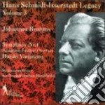 SCHMIDT ISSERSTED HANS VOL.3 cd musicale
