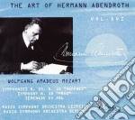ABENDROTH HERMANN VOL.16 cd musicale