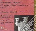 Stupka Frantisek Vol.1  - Stupka Frantisek Dir  /a.navarra Vlc, Czech Philharmonic Orchestra cd musicale