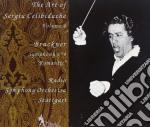 CELIBIDACHE SERGIU VOL.6 cd musicale