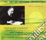 Abendroth Hermann Vol.18  - Abendroth Hermann Dir  /radio Symphony Orchestra Leipzing cd musicale