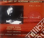 ABENDROTH HERMANN VOL.19 cd musicale