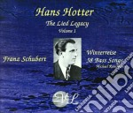BRANI DI SCHUBERT: WINTERREISE, 38 LIEDE cd musicale