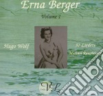 BERGER ERNA VOL.1 cd musicale