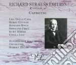 CAPRICCIO cd musicale di Richard Strauss