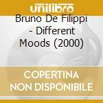 Different moods cd musicale di De filippi bruno