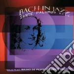 Sante Palumbo Trio - Bach In Jazz cd musicale