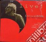 Intra Enrico - Live! cd musicale di INTRA ENRICO