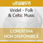 Folk & celtic music cd musicale