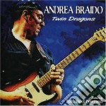 Andrea Braido / Nathaliel Peterson - Twin Dragons cd musicale di BRAIDO ANDREA
