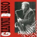 Gianni Basso - Stardust cd musicale di GIANNI BASSO