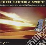 ETHNO ELECTRIC & AMBIENT cd musicale di ARTISTI VARI