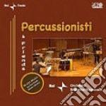 PERCUSSIONISTI & FRIENDS cd musicale di PERCUSSIONISTI ORCH.