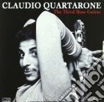 Claudio Quartarone - The Third Boss Guitar cd musicale di QUARTARONE CLAUDIO