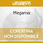Megamix cd musicale