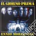 Ennio Morricone - Il Giorno Prima cd musicale di O.S.T.