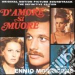 D'Amore Si Muore cd musicale di O.S.T.