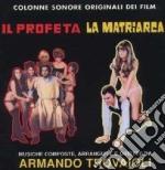 Armando Trovaioli - Il Profeta - La Matriarca cd musicale di Armando Trovaioli