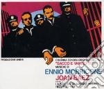 SACCO E VANZETTI cd musicale di Ennio Morricone