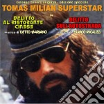 Tomas Milian Superstar cd musicale di MILIAN TOMAS SUPERSTARS