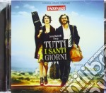 Thony - Tutti I Santi Giorni OST cd musicale di Artisti Vari