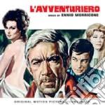 Ennio Morricone - L'Avventuriero cd musicale di O.S.T.