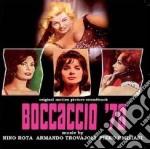 Boccaccio '70 cd musicale di Nino Rota