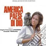 America Paese Di Dio cd musicale di Miscellanee