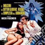 Nico Fidenco - Inibizioni Del Dottor Gaudenzi, Vedovo Col Complesso Della Buonanima cd musicale di Miscellanee