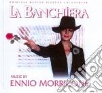 Ennio Morricone - La Banchiera cd musicale di Ennio Morricone