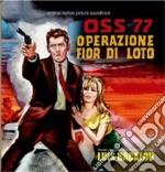 Oss-77 operazione fior di loto cd musicale di Luis Bacalov