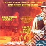 Piero Piccioni Western Quartet cd musicale di Piero Piccioni