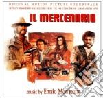IL MERCENARIO cd musicale di Ennio Morricone