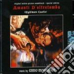 AMANTI D'OLTRETOMBA cd musicale di Ennio Morricone