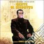 Ennio Morricone - Gente Di Rispetto cd musicale di Ennio Morricone