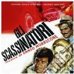 GLI SCASSINATORI cd musicale di Ennio Morricone