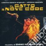 IL GATTO A NOVE CODE cd musicale di Ennio Morricone