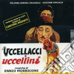 UCCELLACCI E UCCELLINI cd musicale di Ennio Morricone