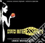 Ennio Morricone  - Stato Interessante cd musicale di Ennio Morricone