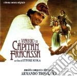 Armando Trovaioli - Il Viaggio Di Capitan Fracassa cd musicale di Ettore Scola