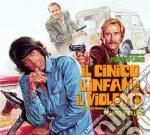 Franco Micalizzi - Il Cinico, L'Infame, Il Violento cd musicale di Umberto Lenzi